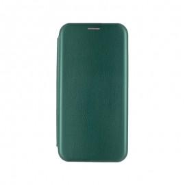 mobilNET knižkové puzdro iPhone 13 Mini, zelená, Lichi