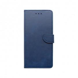 mobilNET knižkové puzdro Samsung Galaxy A22 5G, modrá, Merlin