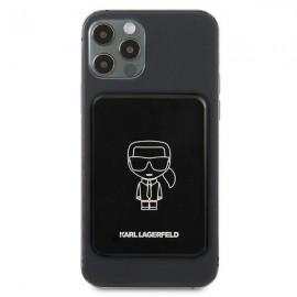Karl Lagerfeld MagSafe powerbank 3000mAh, KLPBMSOIBK