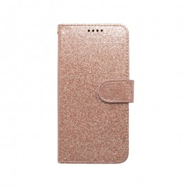 mobilNET knižkové puzdro iPhone 13 Pro Max, ružová, Spark