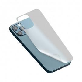 mobilNET ochranná fólia na zadnú časť telefónu iPhone 12 / iPhone 12 Pro, matná