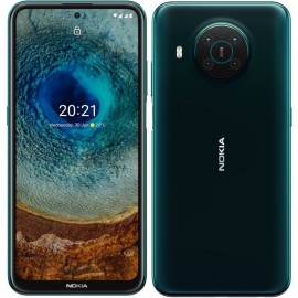 Nokia X10 5G, 4/128GB Dual SIM, Zelená