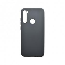 mobilNET silikónové puzdro Xiaomi Redmi Note 8, čierne