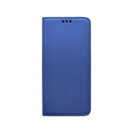 mobilNET knižkové puzdro Xiaomi Redmi Note 8, tmavo modrá, Magnet