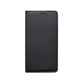 mobilNET knižkové puzdro Xiaomi Redmi Note 8, čierna, Magnet