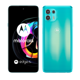 Motorola Edge 20 Lite 8GB/128GB Dual SIM, Modrozelená - SK distribúcia