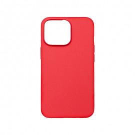mobilNET silikónové puzdro iPhone 13 Pro Max, červené Pudding