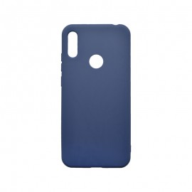 Matné silikónové puzdro Huawei Y6s modré