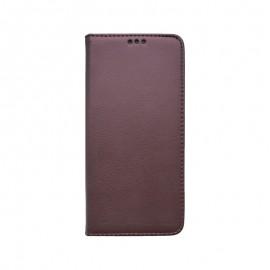 Knižkový obal na mobil Smart Samsung Galaxy A41 bordový