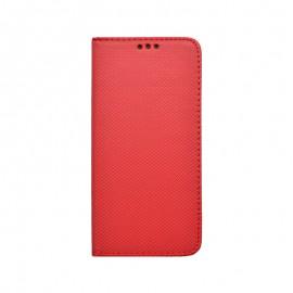 mobilNET knižkové puzdro Xiaomi Redmi 9, červená Magnet