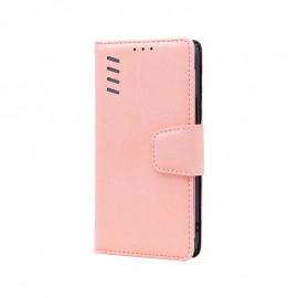 mobilNET knižkové puzdro Samsung Galaxy A22 5G, ružová Daze
