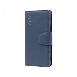 mobilNET knižkové puzdro Samsung Galaxy A12, modrá Daze
