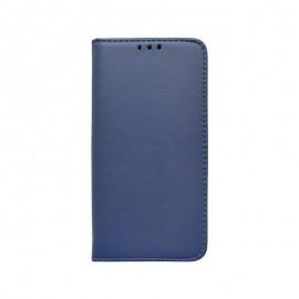 mobilNET knižkové puzdro Xiaomi Redmi Note 10 5G, tmavo modrá Smart
