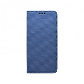 mobilNET knižkové puzdro Xiaomi Redmi Note 10 5G, modrá, Magnet