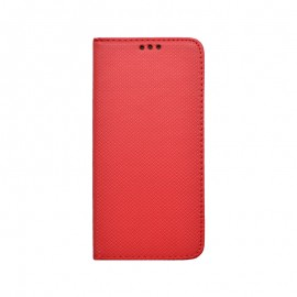 mobilNET knižkové puzdro Xiaomi Redmi Note 10 5G, červená Magnet