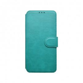 mobilNET knižkové puzdro Xiaomi Redmi Note 9 Pro, modrá 2020