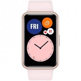 Huawei Watch Fit, Ružový - SK Distribúcia