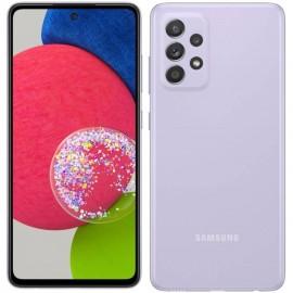 SAMSUNG Galaxy A52s 5G, 6GB/128GB, Fialový - SK Distribúcia