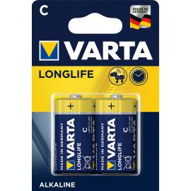 Varta LongLife C 2x
