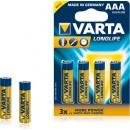 Varta LongLife AAA 4x
