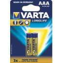 Varta LongLife AAA 2x