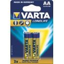 Varta LongLife AA 2x