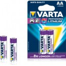 Varta Professional Lithium AA 2x