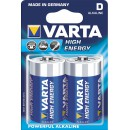 Varta HighEnergy D 2x