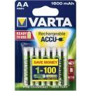 Varta Rechargeable Accu AA 4x R2U 1600mAh