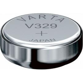 Varta V329 Silver 1.55V