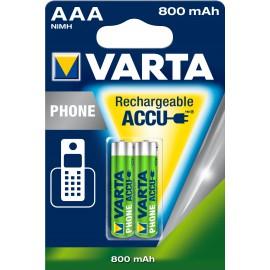 Varta Phone AAA 2x 800mAh
