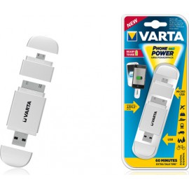 Varta Mini Powerpack white