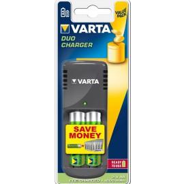 Varta Duo Charger 2xAA 1600mAh R2U 57616-421