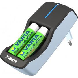 Varta Mini Charger + 2xAA 2100mAh R2U 57646-451