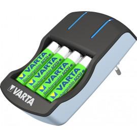 Varta Plug Charger + 4xAA 2100mAh R2U 57647-451