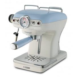 Ariete Vintage Espresso kávovar, modrý, 1389/15