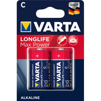 Varta MaxTech C 2x