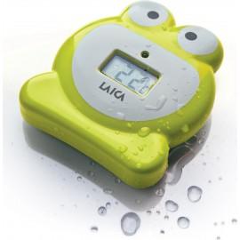 Laica Teplomer vody na kúpanie v tvare žabky TH4007