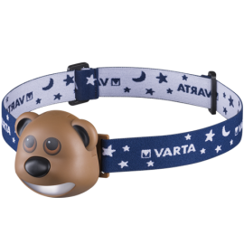 Varta Paul The Bear Head Light 3AAA