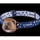 Varta Paul The Bear Head Light 3AAA