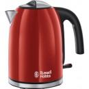 Russell Hobbs Rýchlovarná kanvica Colours Plus Flame Red 20412-70