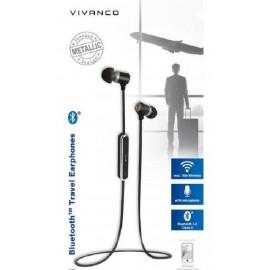 Vivanco Traveller Air 4BT black/metallic