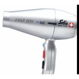 SOLIS 969.26 Fast Dry fén strieborný