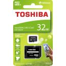Toshiba micro SDHC 32GB UHS-I M203 + adaptér