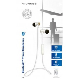 Vivanco Traveller Air 4BT white