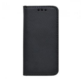 Knižkové puzdro Nokia 3310 2017, čierne, vzorovaný povrch