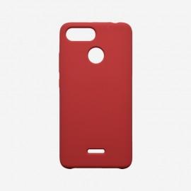 Ochranné puzdro Silicon Xiaomi RedMi 6 purpurové
