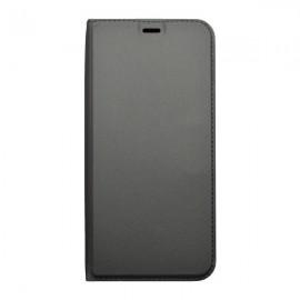 Knižkové puzdro Metacase Samsung Galaxy J4 Plus čierne