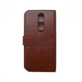 Knižkové puzdro Epico Flip Case Nokia 5.1 hnedé