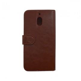 Knižkové puzdro Epico Flip Case Nokia 2.1 hnedé